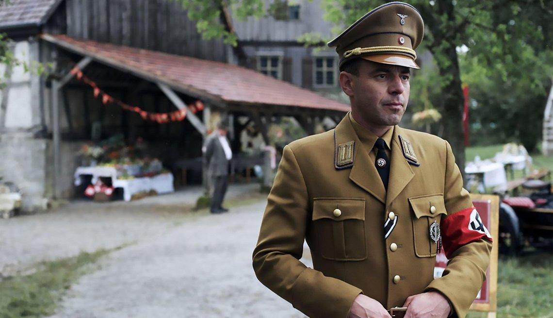 Escena de la película '13 minutes'.