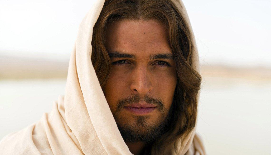 Diogo Morgado personifica a Jesucristo en la película Son of God