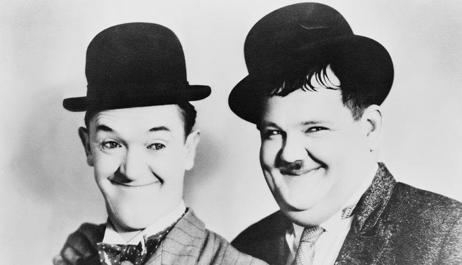 Fotos De Laurel Y Hardy El Gordo Y El Flaco