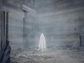 Escena de la película A Ghost Story