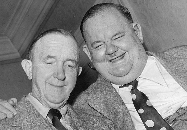 El Gordo y el Flaco, Laurel y Hardy