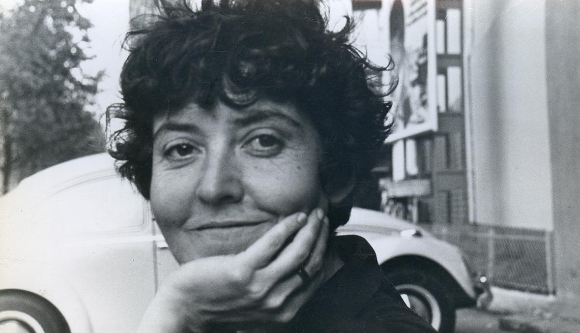 María Irene Fornés en los años setenta