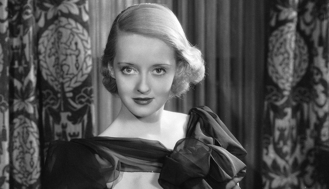Bette Davis en 1932