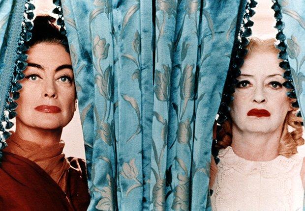 Escena de la película What Ever Happened to Baby Jane