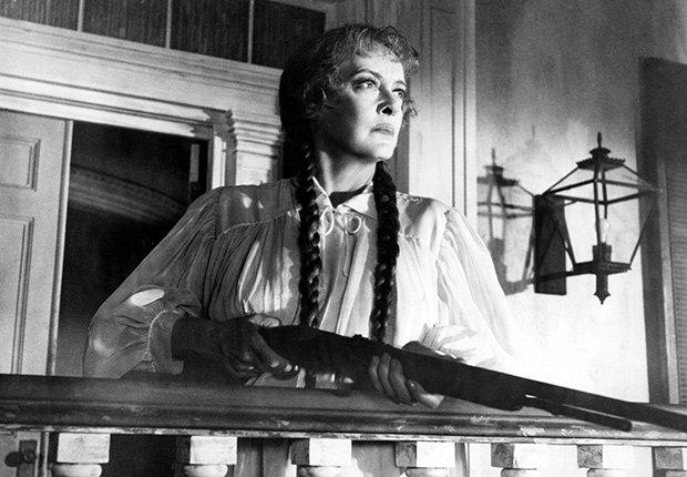 Bette Davis en Hush...Hush, Sweet Charlotte, 1964
