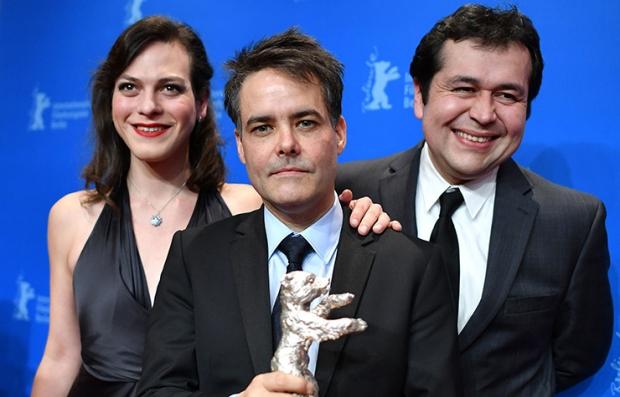 Sebastian Leilo, Gonzalo Maza, Daniela Vega