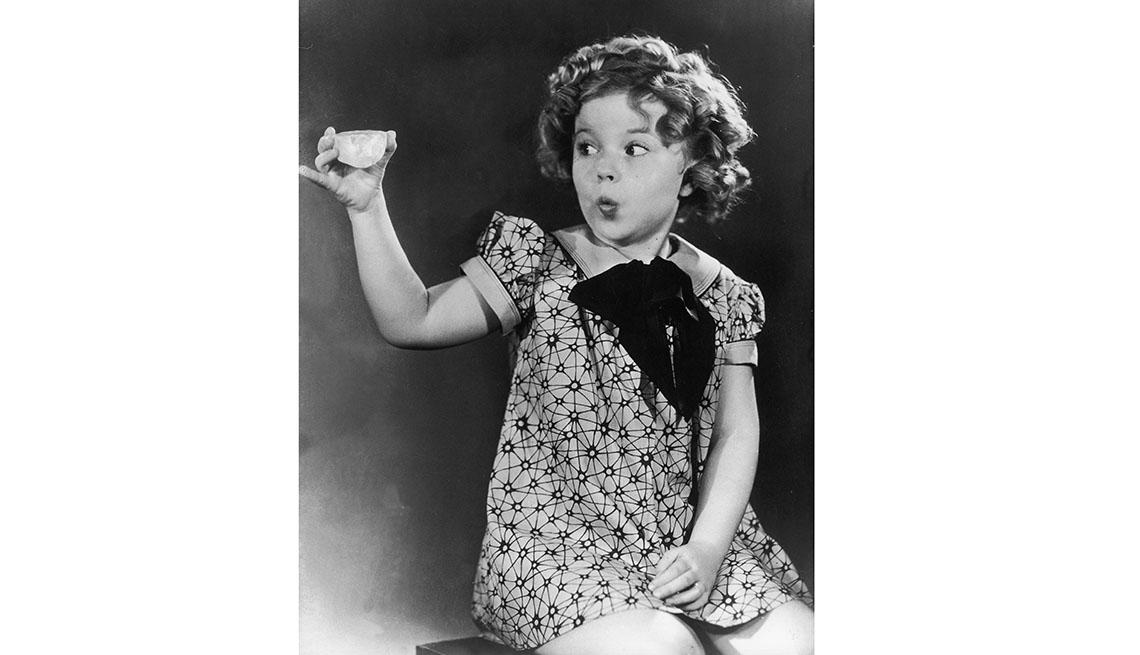 item 3 of Gallery image - Shirley Temple a los 5 años de edad
