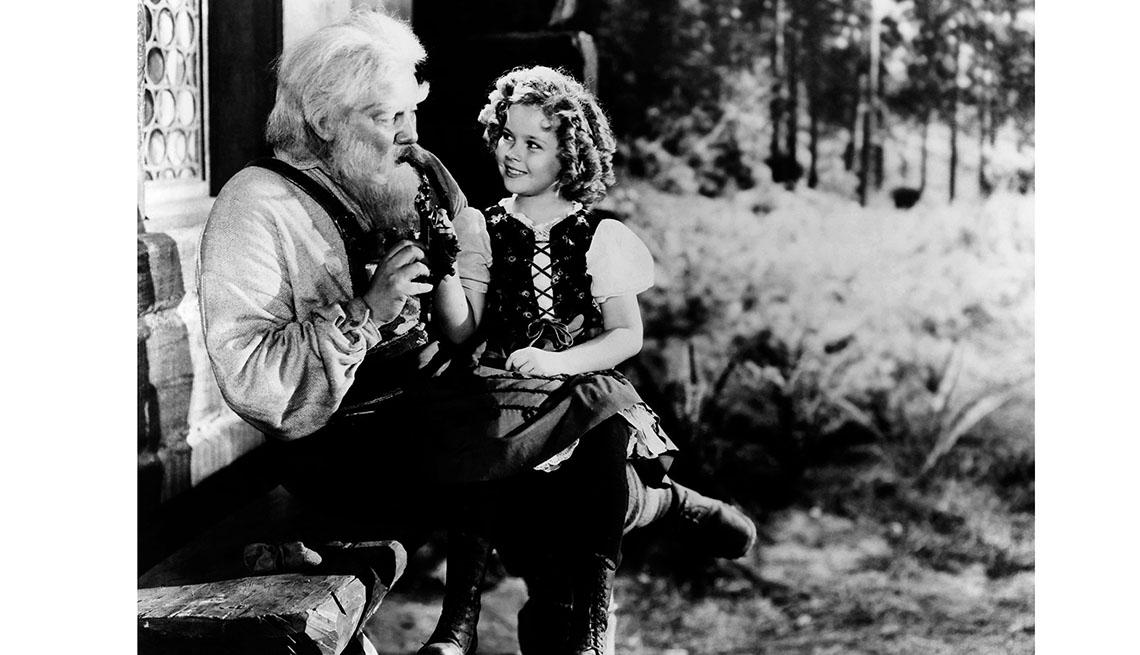 item 7 of Gallery image - Shirley Temple en la película HEIDI, 1937