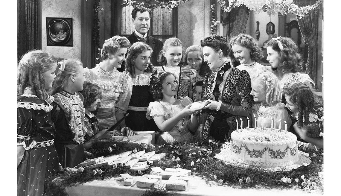 item 9 of Gallery image - Shirley Temple en la película THE LITTLE PRINCESS, 1939