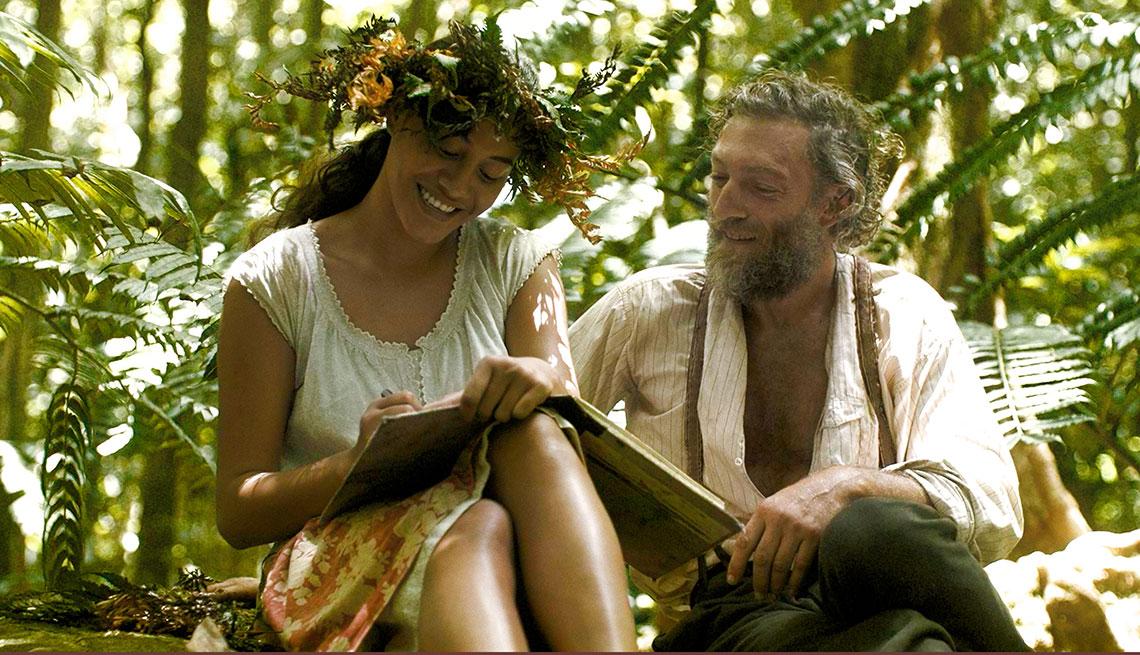 Escena de la película Gauguin's Voyage to Tahiti