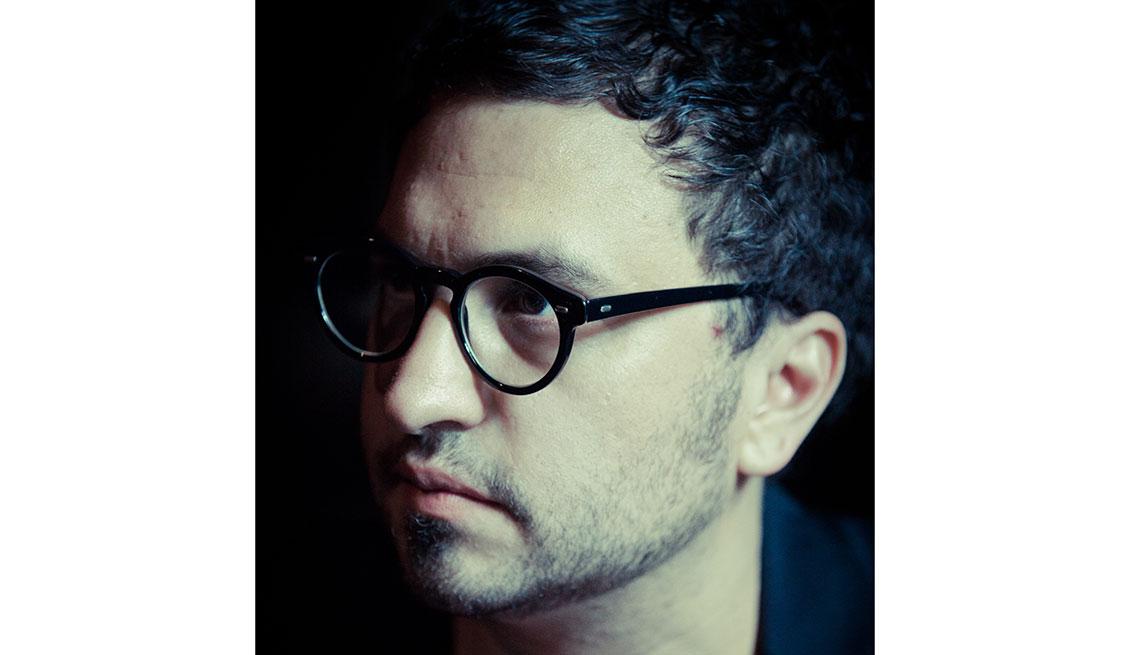 Alfonso Ruizpalacios, director de la película Museo