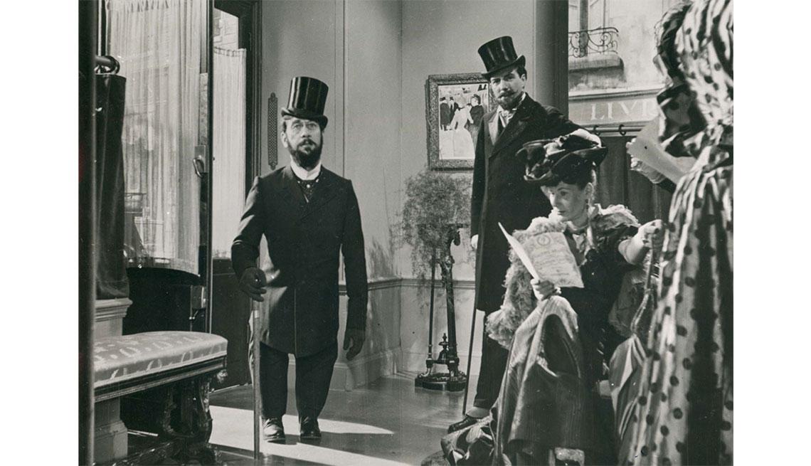 item 6 of Gallery image - José Ferrer como el pintor francés Henri Toulouse-Lautrec
