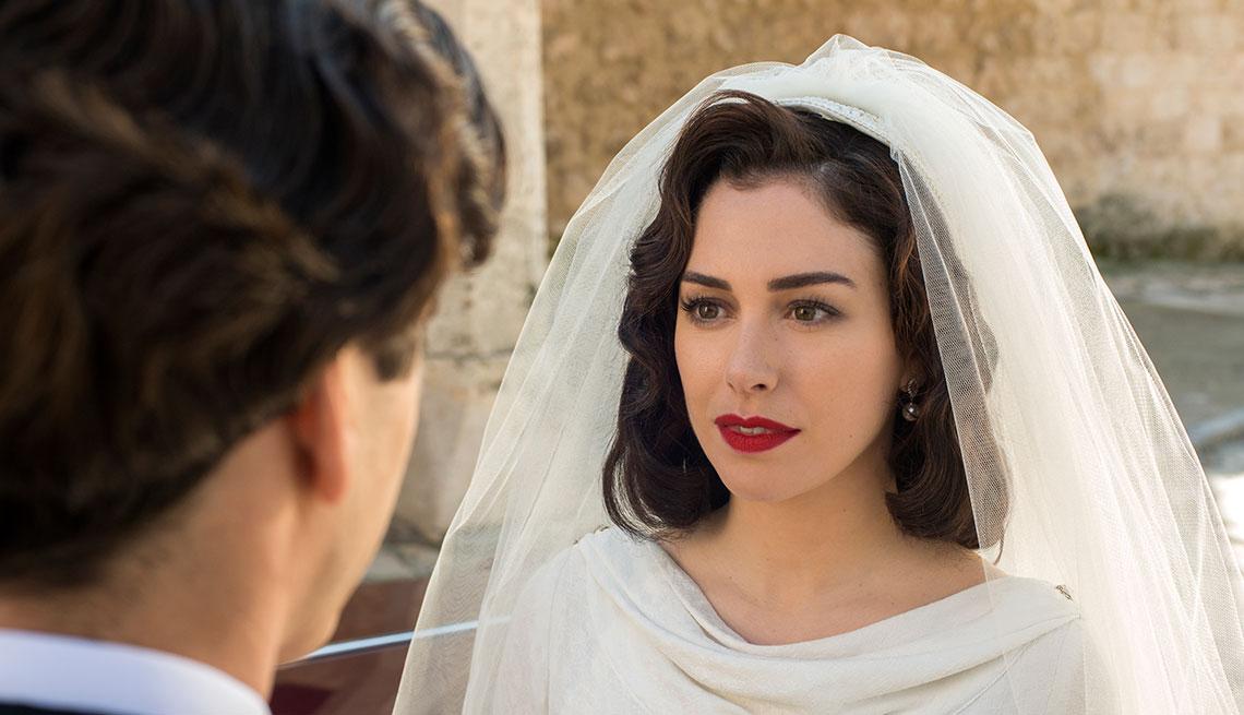 item 14 of Gallery image - Escena de Las chicas del cable, una serie de Netflix