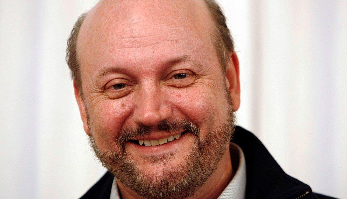 Director de cine argentino Juan José Campanella