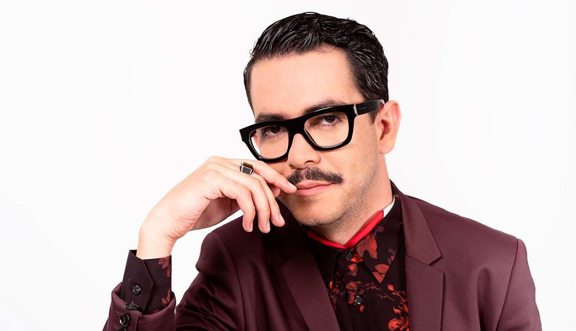 Director de cine mexicano Manolo Caro