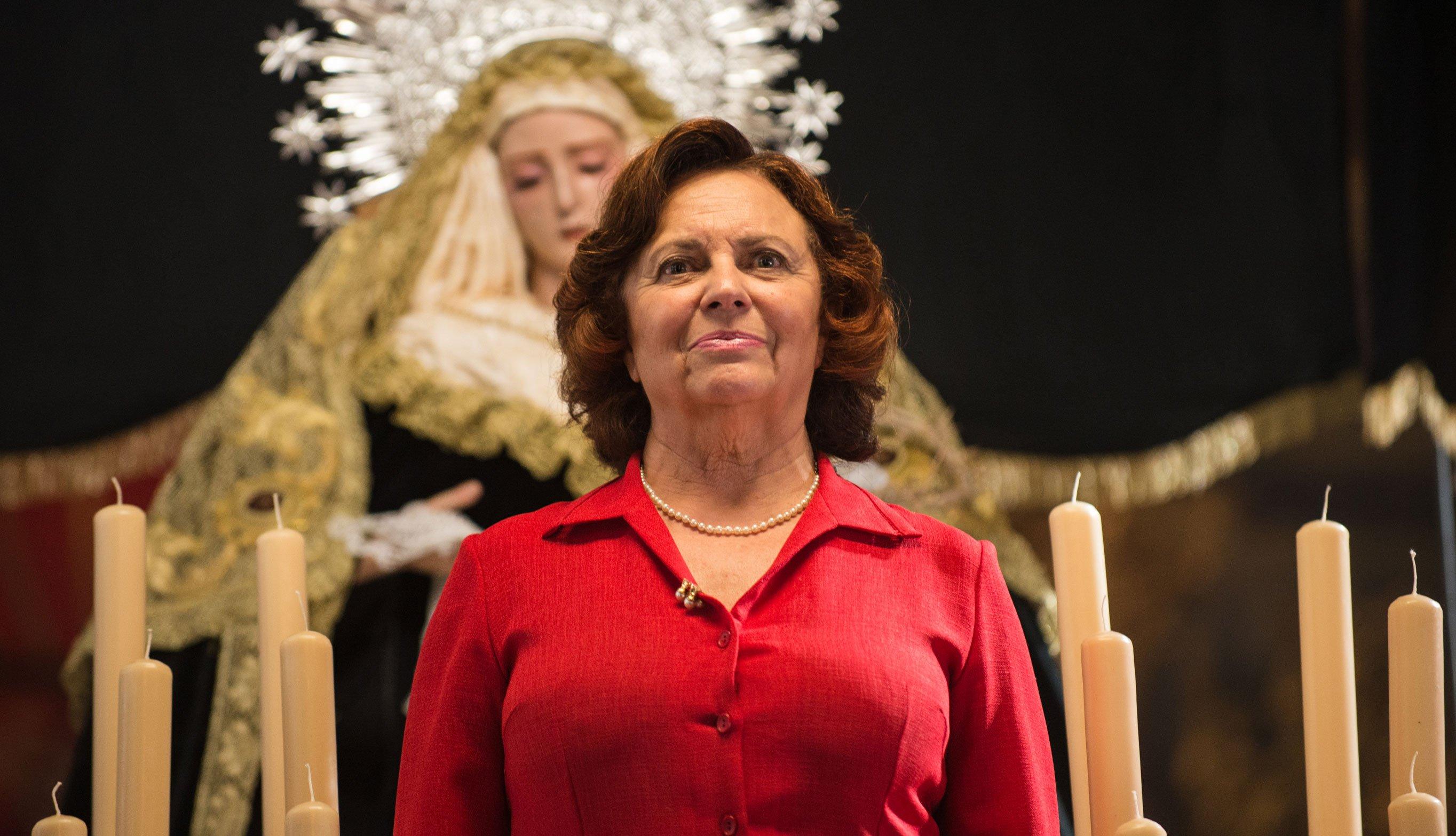Gloria Muñoz, actriz