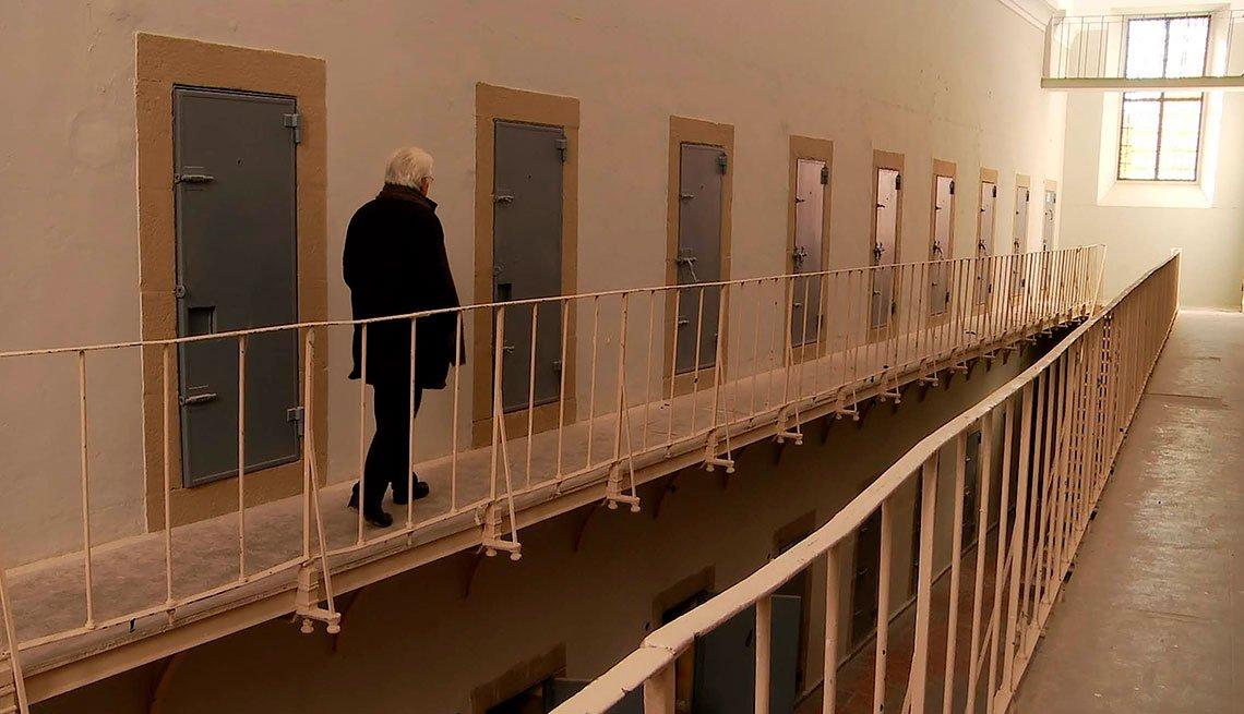 Escena del documental El silencio de otros.