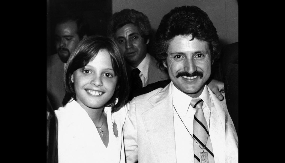 item 2 of Gallery image - Luis Miguel y Luisito Rey en 1982