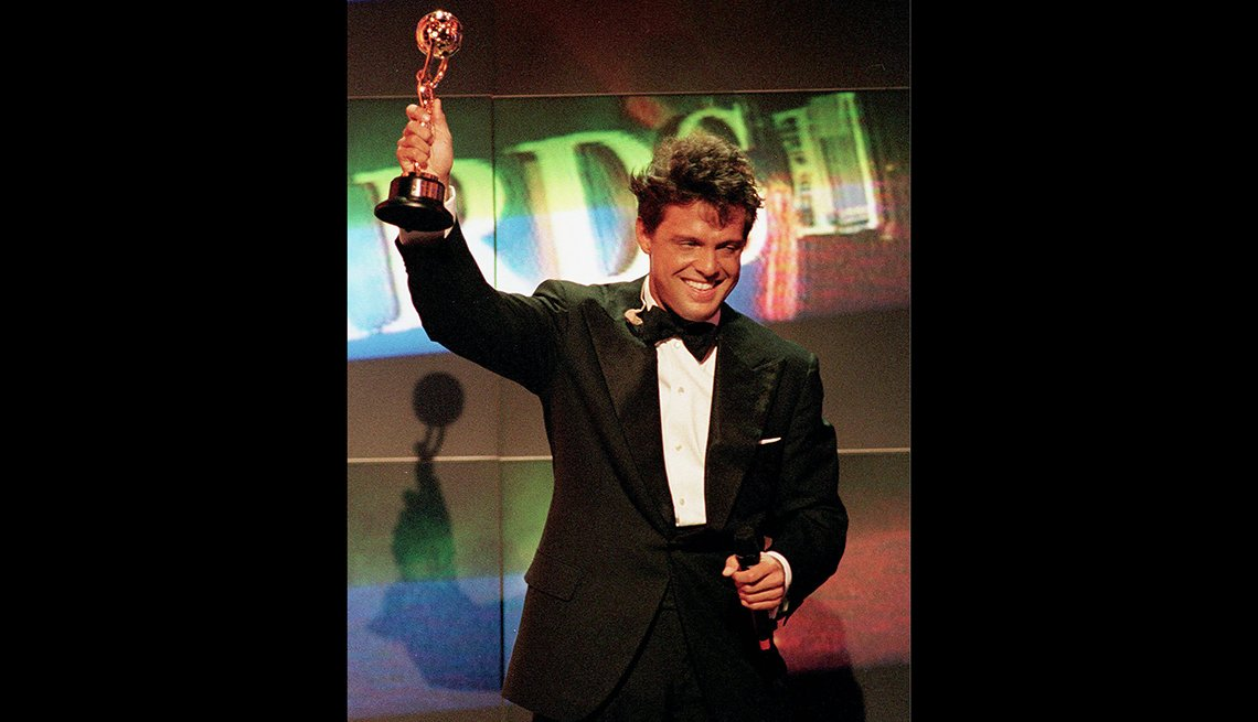 Luis Miguel en el World Music Awards de 1998
