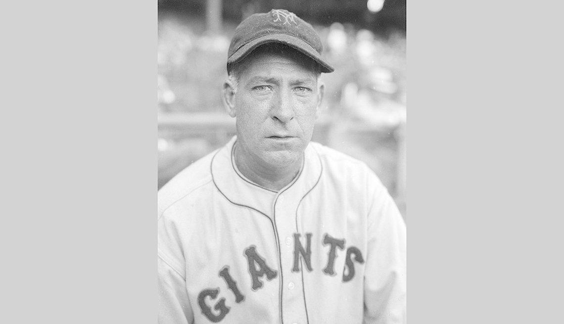 Adolfo Luque, pasión por el béisbol