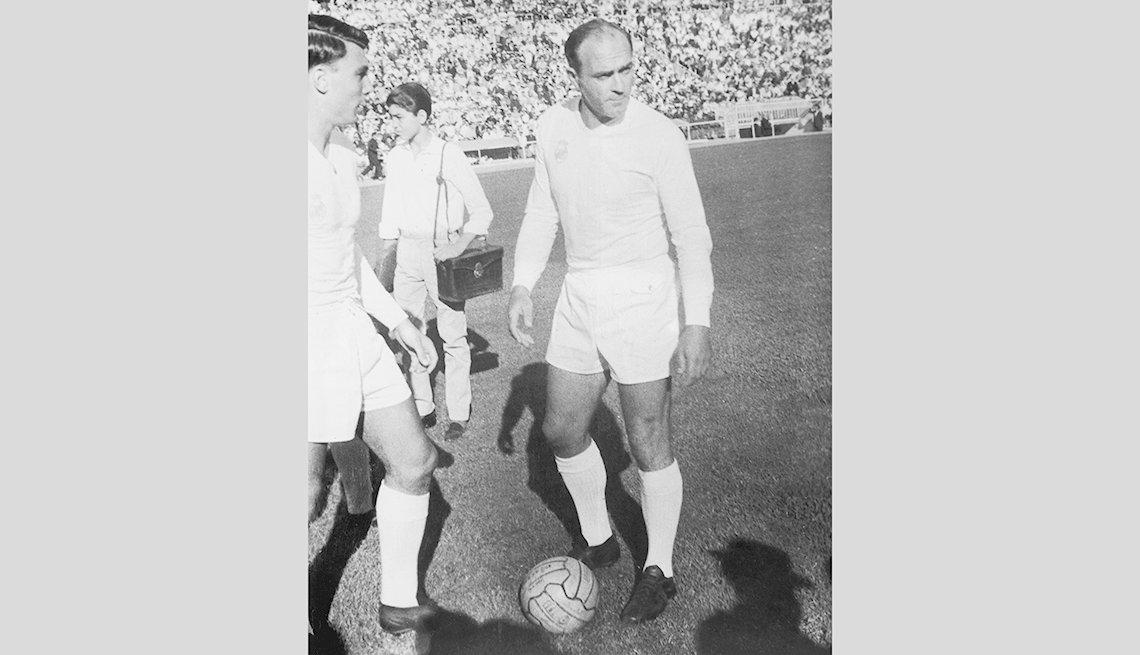 Alfredo Di Stéfano, Astros del fútbol latinoamericano