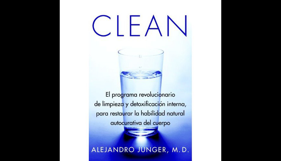Portada del libro Clean, una vida limpia de Alejandro Junger