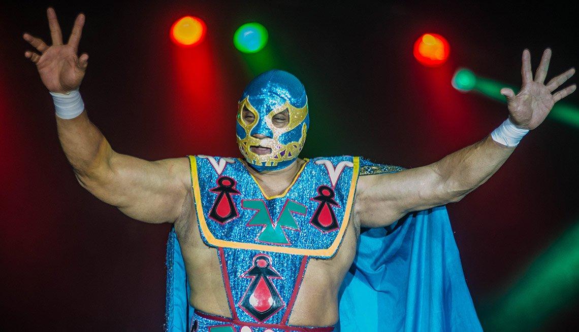 Mexican Wrestler Canek, Ídolos de la lucha libre mexicana
