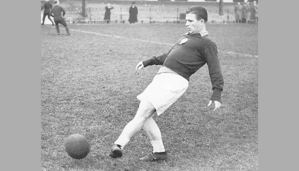 Ferenc Puskás, Astros del fútbol mundial