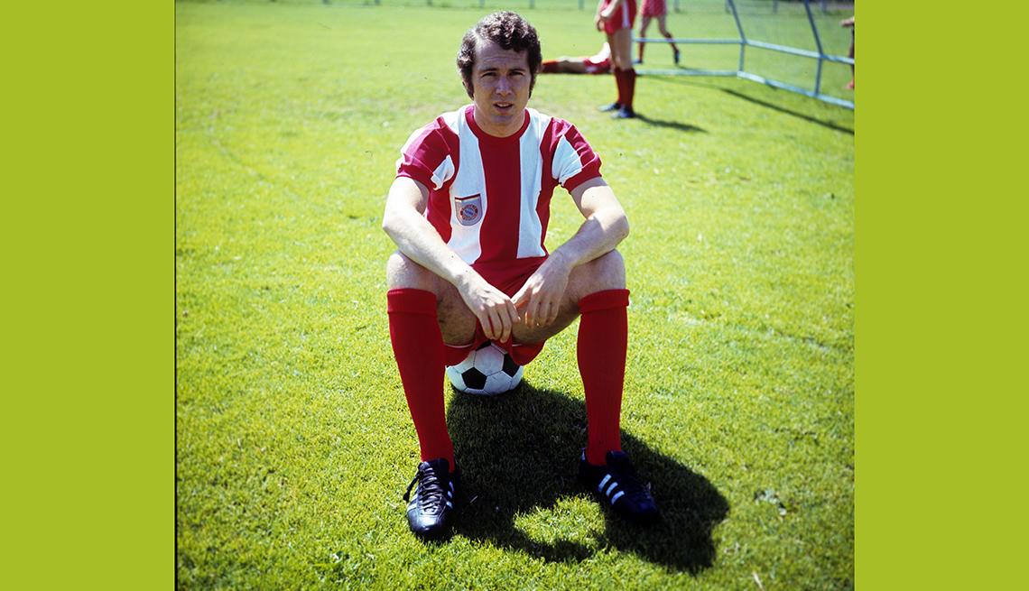 item 3 of Gallery image - Franz Beckenbauer, astro alemán del fútbol
