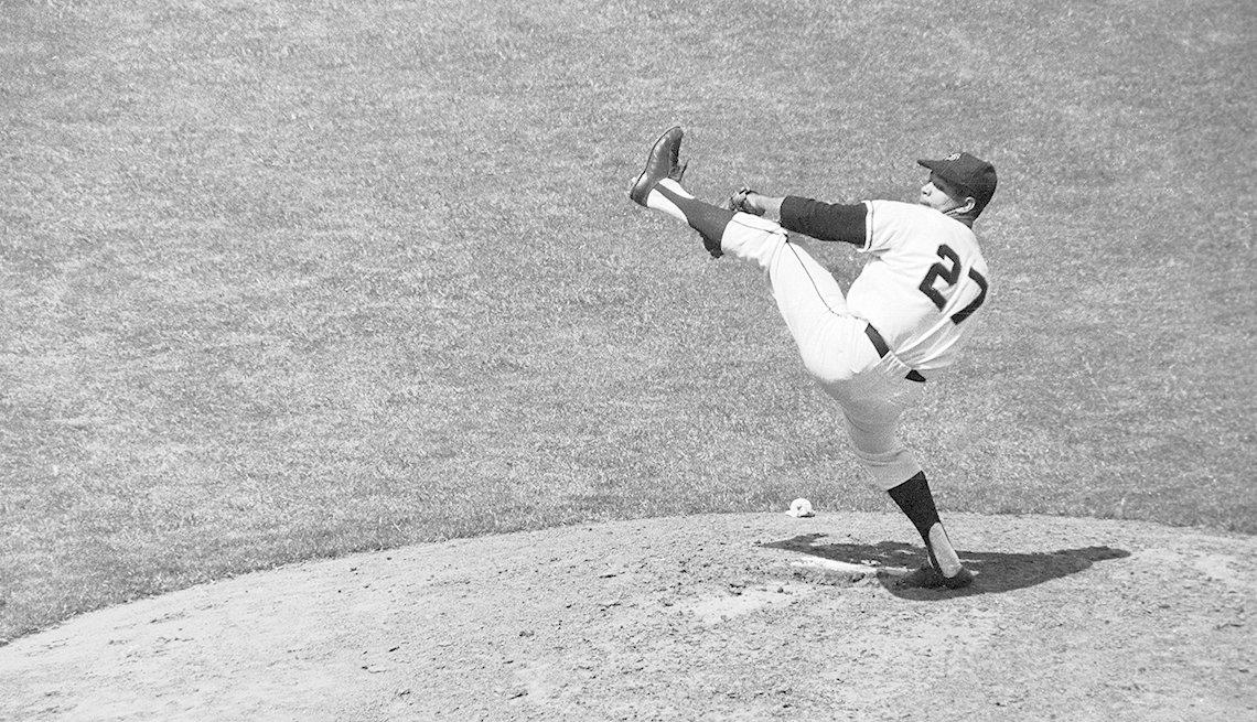 Juan Marichal, pasión por el béisbol