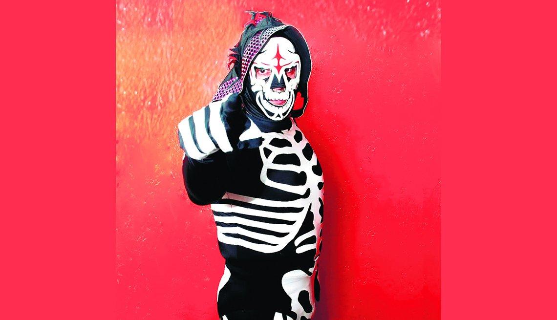 La Parka, Ídolos de la lucha libre mexicana