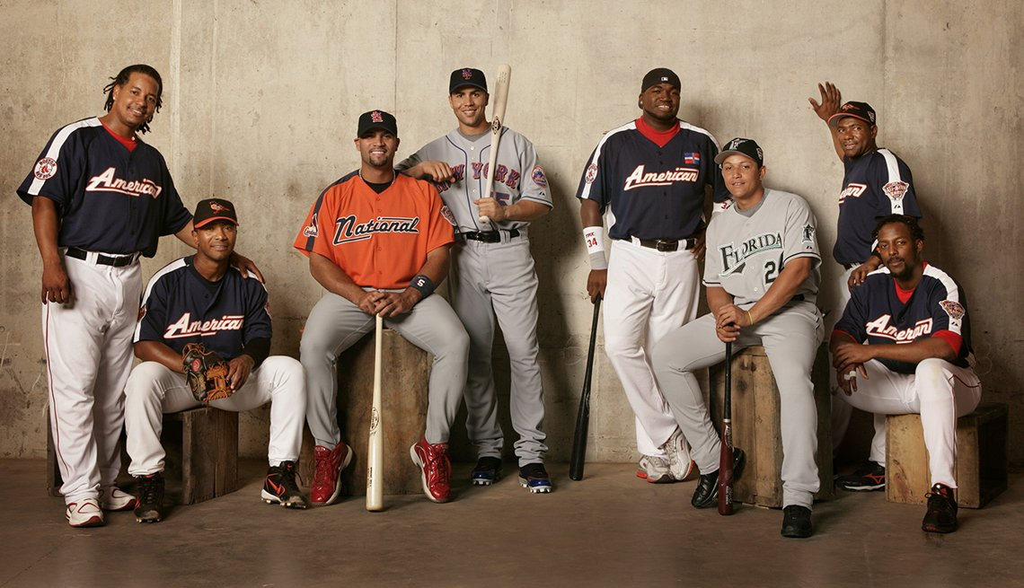 The Latin Kings, pasión por el béisbol