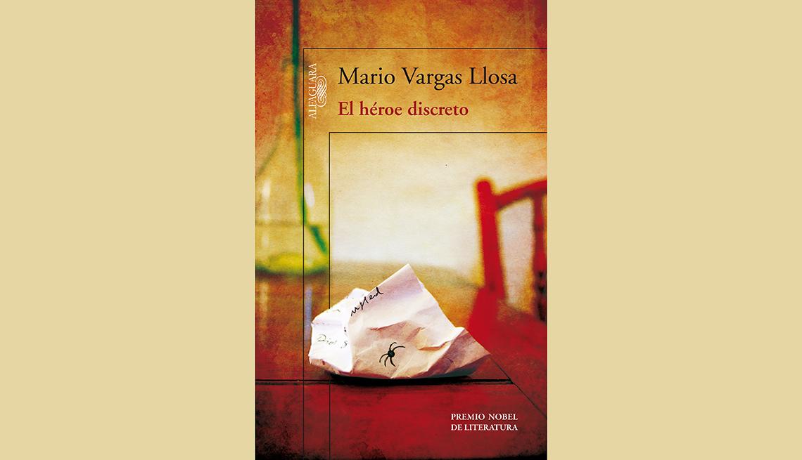 Portada del libro El héroe discreto de Mario Vargas Llosa