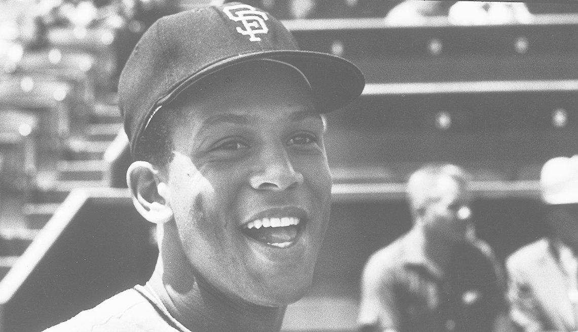 Orlando Cepeda, pasión por el béisbol