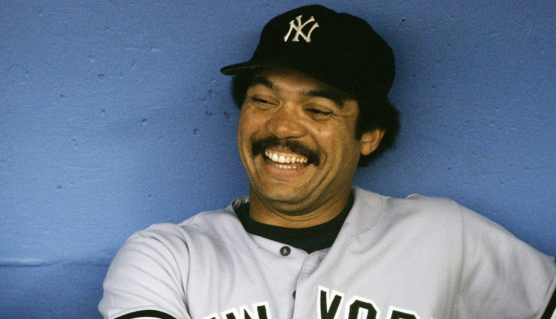 Reggie Jackson, pasión por el béisbol