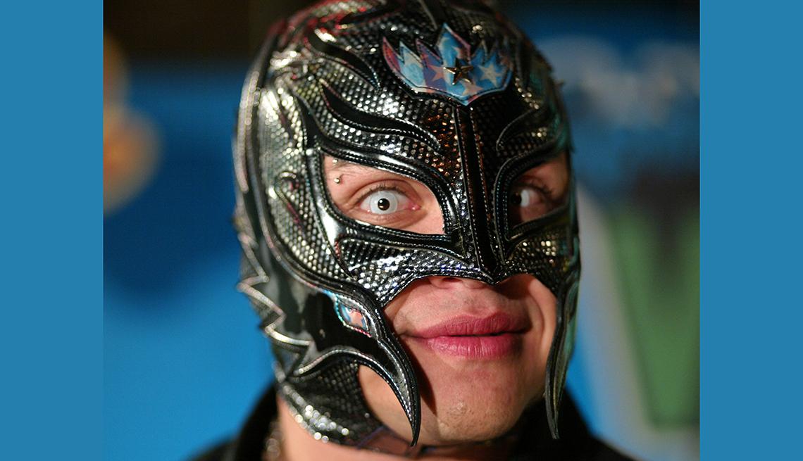 Rey Mysterio, Ídolos de la lucha libre mexicana