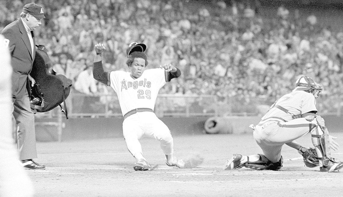 Rod Carew, Brad Gulden, Reggie Jackson, pasión por el béisbol