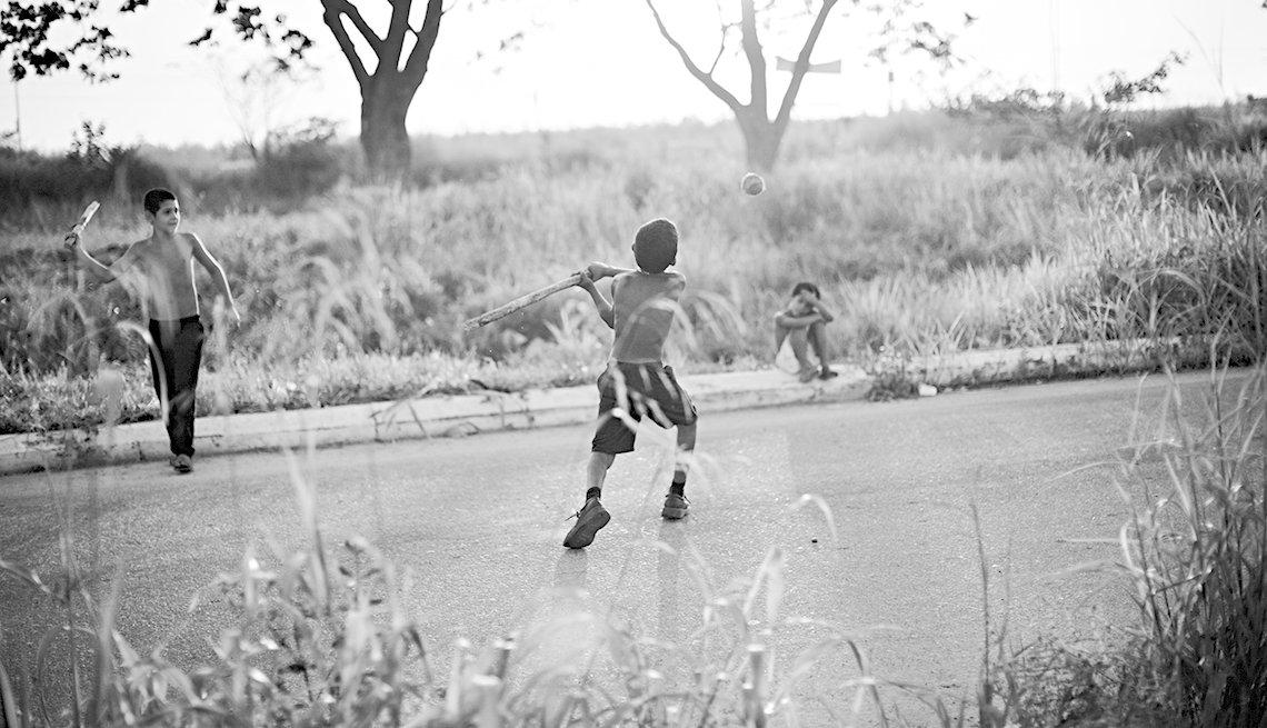 Sabaneta, Venezuela,  pasión por el béisbol