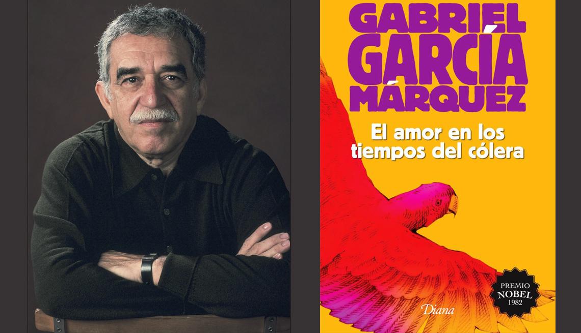 Gabriel Garcia Marquez, El Amor En Los Tiempos del colera