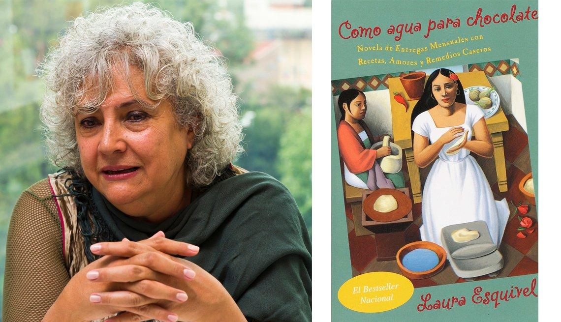 Laura Esquivel. Como agua para chacolate. Novela de Entregas Mensuales con Recetas, Amores y Remedios Caseros