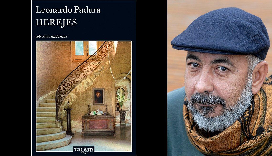 Leonardo Padura, Herejes - coleccion andanzas Tusquets Editions.