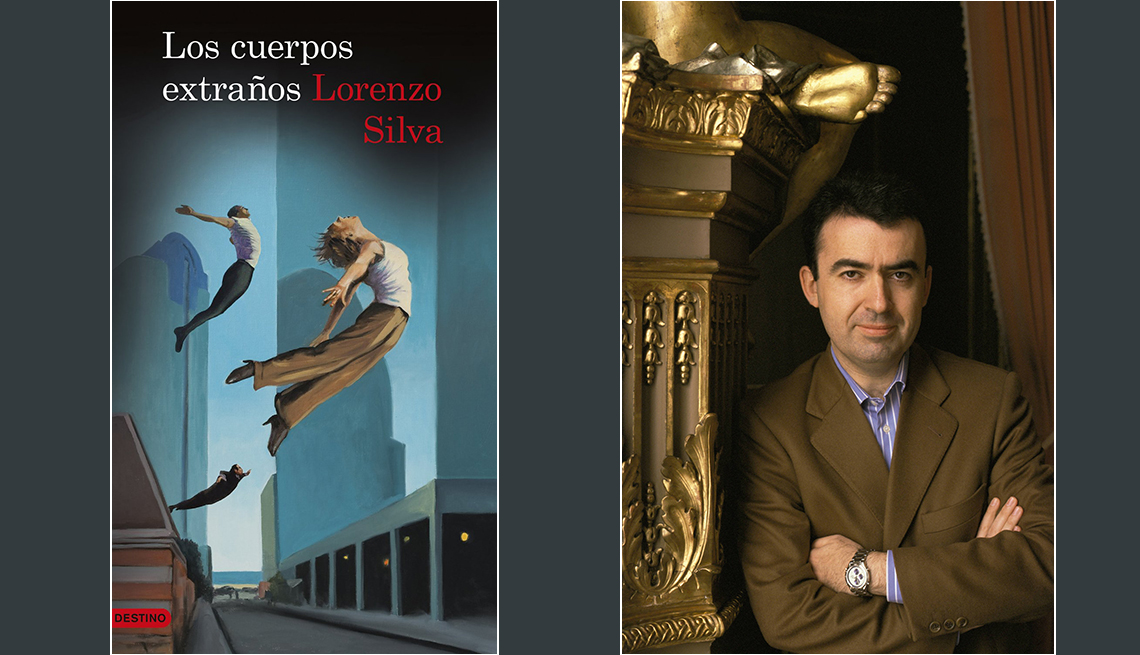 Los cuerpos extraños Lorenzo Silva Destino.