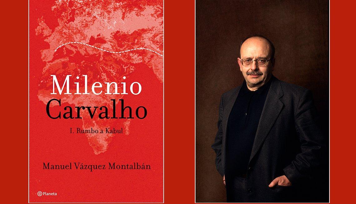 Milenio Carvalho I. Rumbo a Kabul Manuel Vázquez Montalbán Planeta.