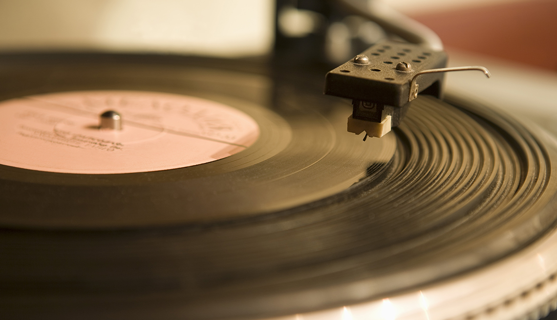 Vinyl Records Are Making A Comeback