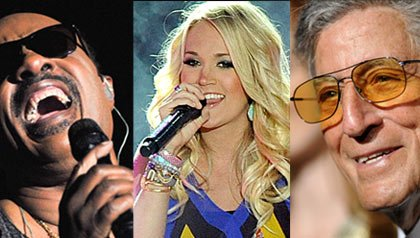 Tony Bennett will perform a concert to help raise money for the AARP Drive to End Hunger with Carrie Underwood and Stevie as guest performers