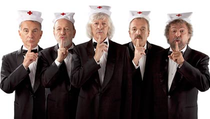Grupo argentino Les Luthiers