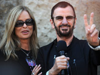 Ringo Starr and wife, Barbra Bach, married for more than 30 years