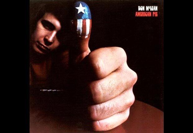 Don McLean record album American Pie