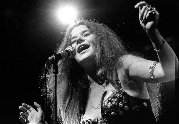 Janis Joplin, circa 1960
