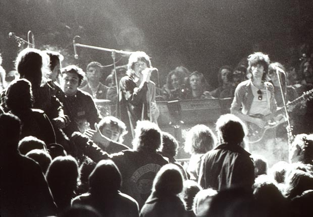 Rolling Stones performed in Altamont, California in 1969